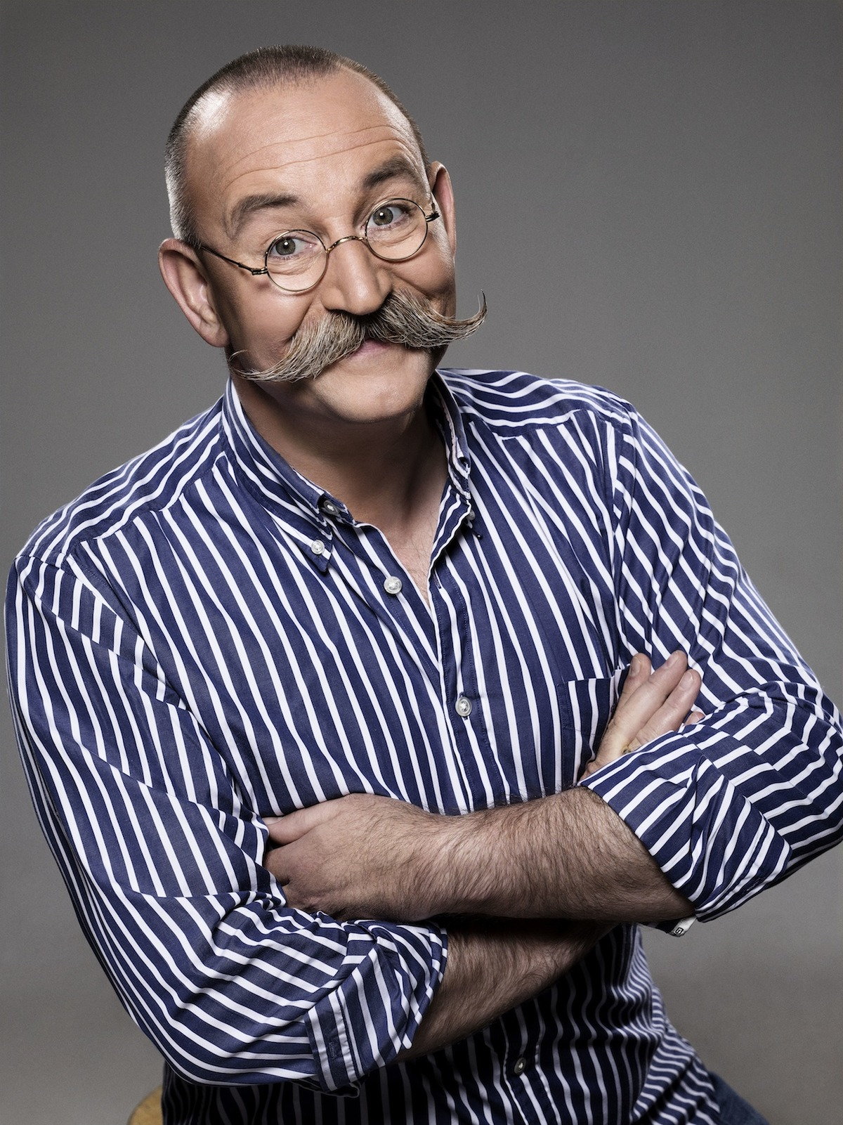 Horst Lichter Körpergröße