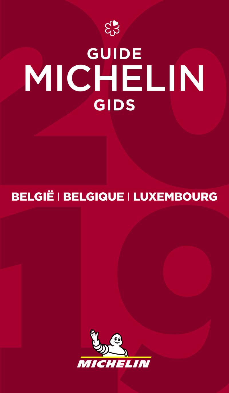 Guide Michelin BeLux 2019 -